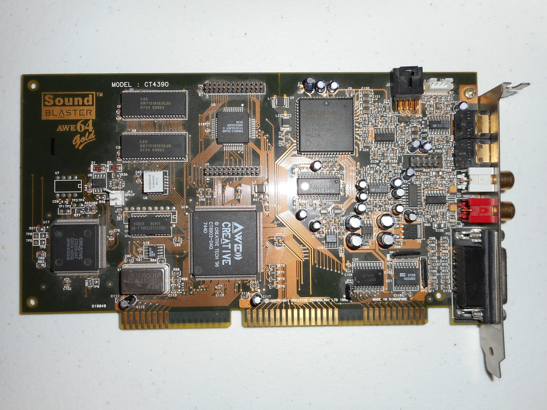 Sound Blaster Awe64 Driver Free Download