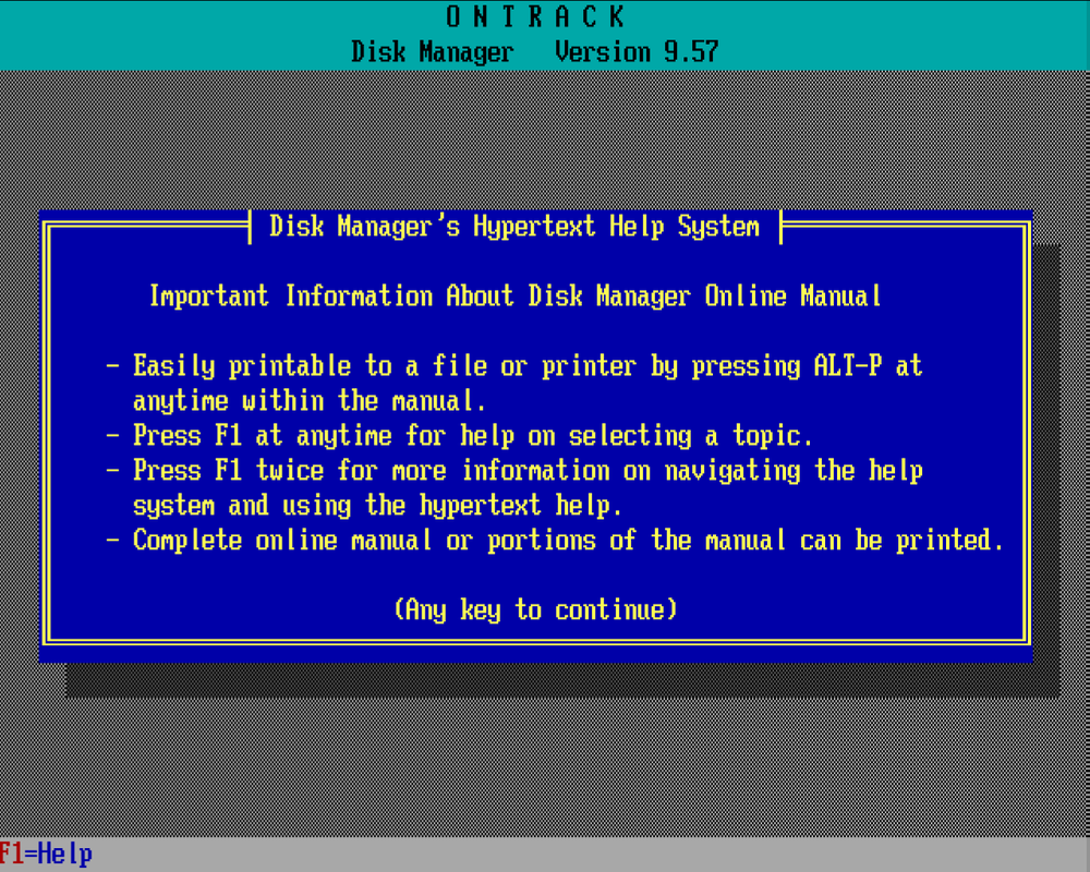 disk manager seagate iso software